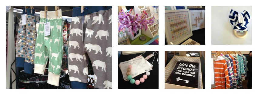 Original and handcrafted baby and kids gifts at Perth Upmarket