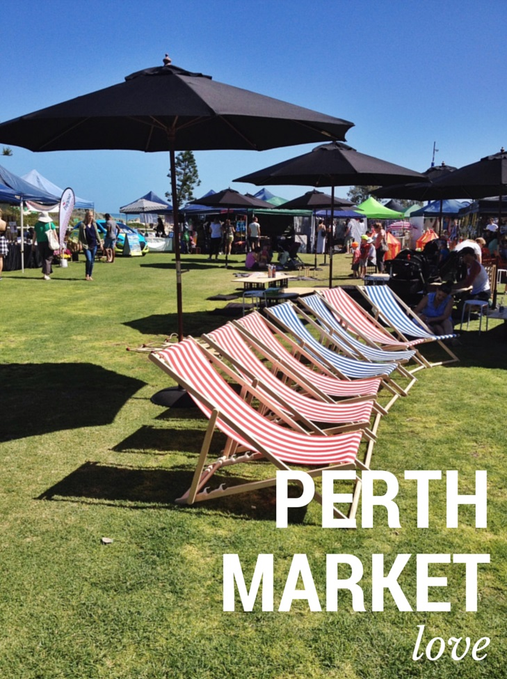 Perth market love