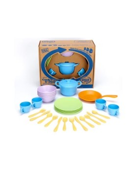 green toys cook set - Gift ideas for 2 year olds - Gift Grapevine
