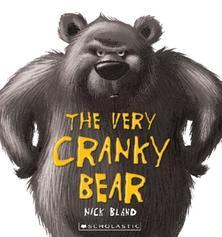very cranky bear