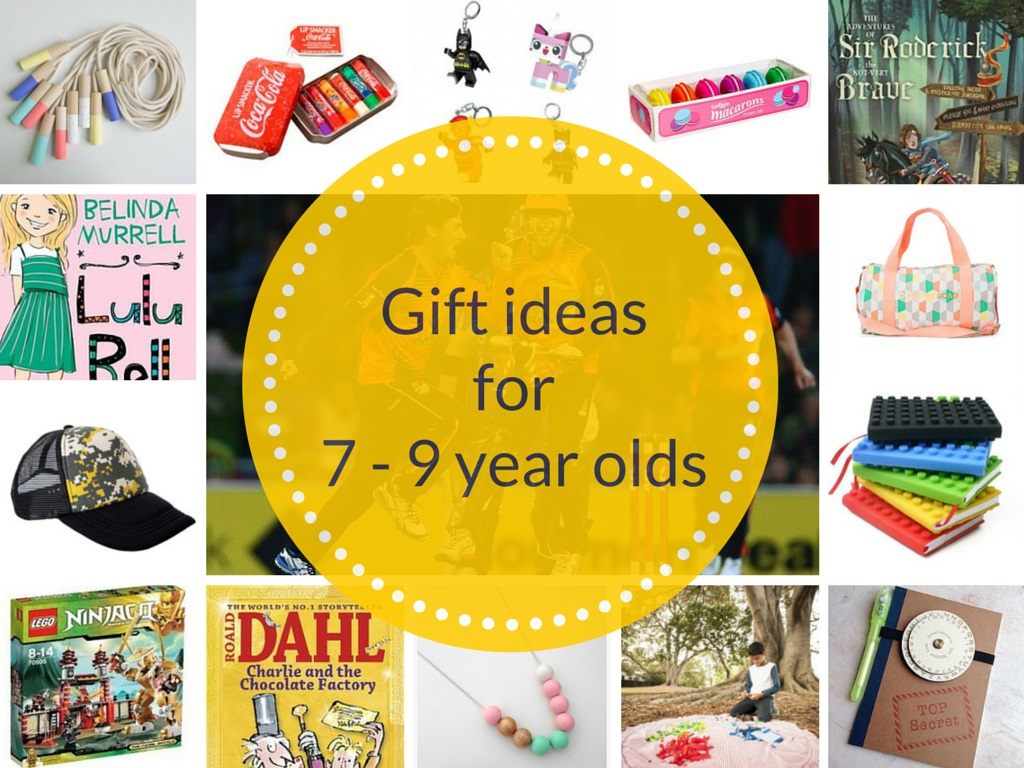 Gift Grapevine gift guides: Gift ideas for 7 – 9 year olds