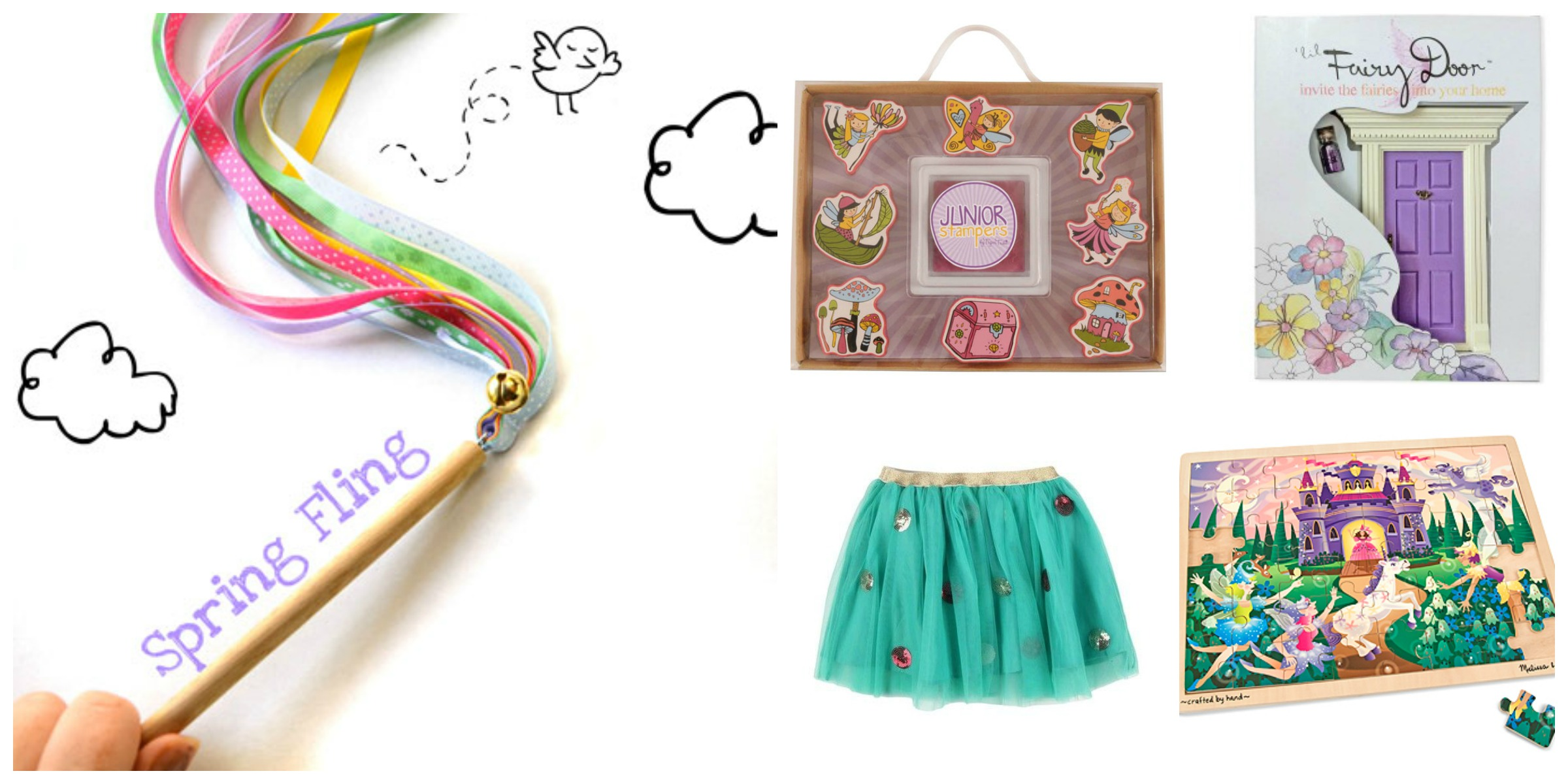 16 affordable gift ideas for fairy mad kids