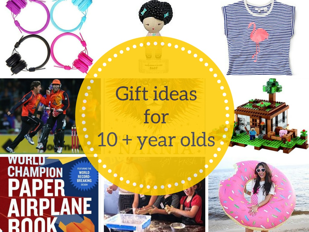 Gift Grapevine gift guides: Gift ideas for 10+ year olds