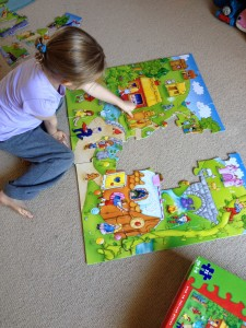floor puzzle Gift ideas for 4 to 6 year olds - Gift Grapevine