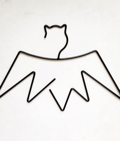 BLACK-BAT-KIDS-COAT-HANGER-510x600