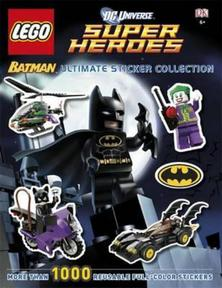 Lego batman unltimate sticker book