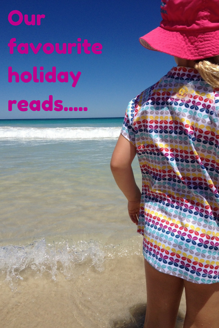 Our favourite holiday reads