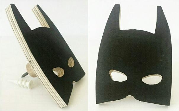 batman wall hooks