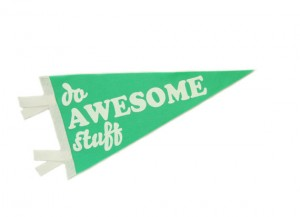 do awesome stuff