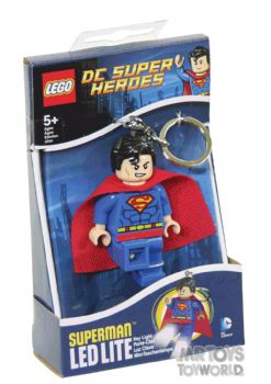 lego keylight superman