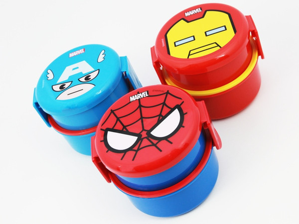 marvel bento lunchboxes
