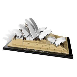 Lego Architecture Sydney Opera House 2