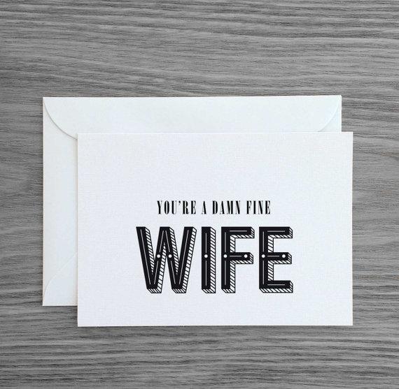 damn fine wife