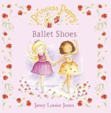 princess poppy ballet shoes