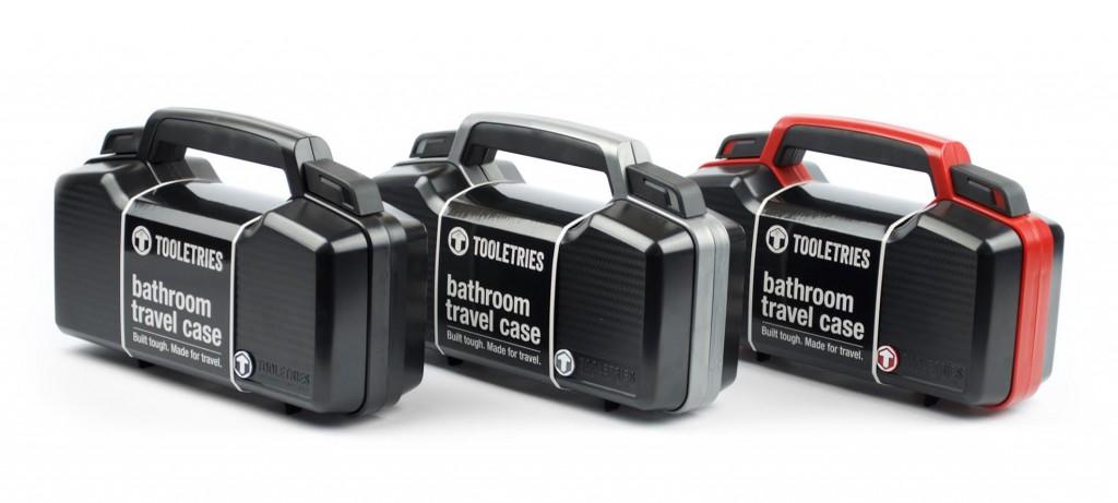 tooletries bathroom travel case