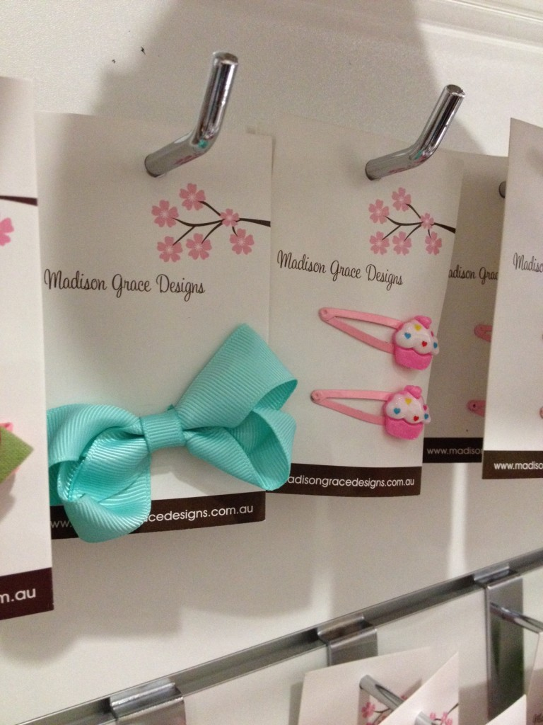 Madison Grace Designs hairclips