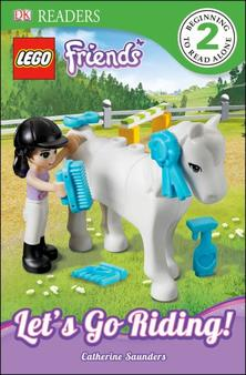 Lego friends learn to read book - LEGO gift ideas - Gift Grapevine