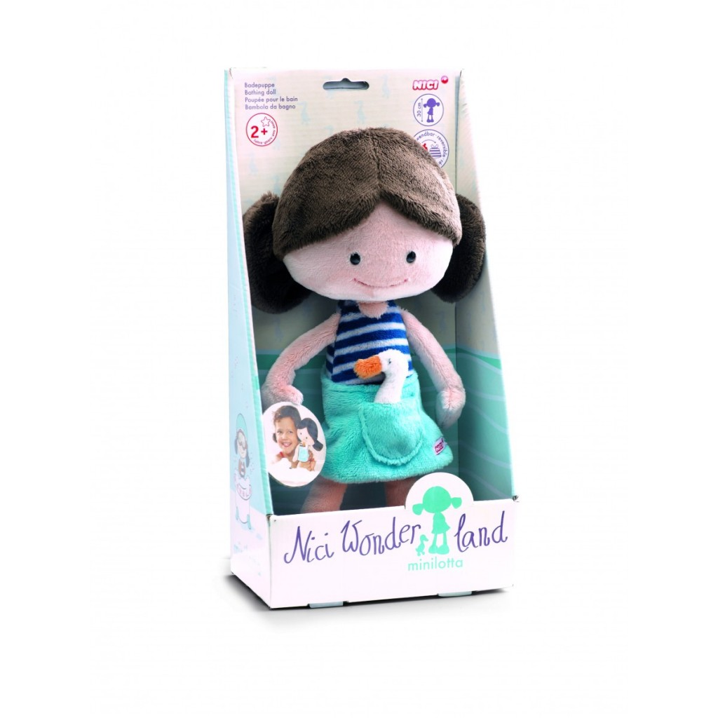 Minilotta bathing doll