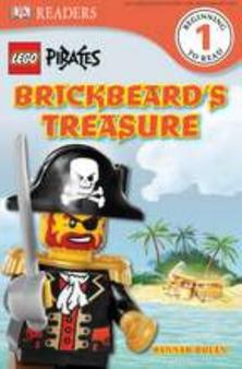 lego pirates learn to read book - LEGO gift ideas - Gift Grapevine