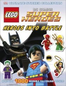 lego sticker book - LEGO gift ideas - Gift Grapevine