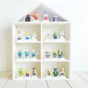 minifigure house - LEGO gift ideas - Gift Grapevine