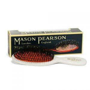 Mason Pearson ivory child brush