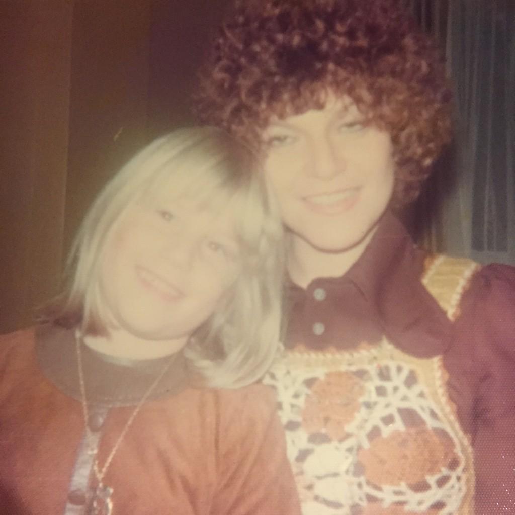 Sammie & Mum
