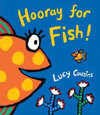 Book reviews by kids, for kids: Hooray for Fish!