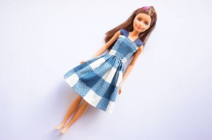 Barbie outfit by Ally Sews 2
