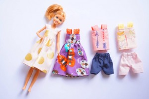 Barbie outfit by Ally Sews 4