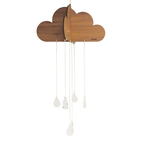 Happy Cloud Nursery Mobile