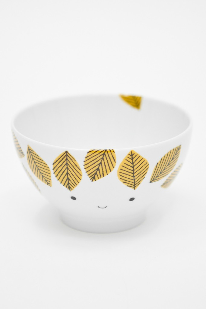 House of Rym cereal bowl