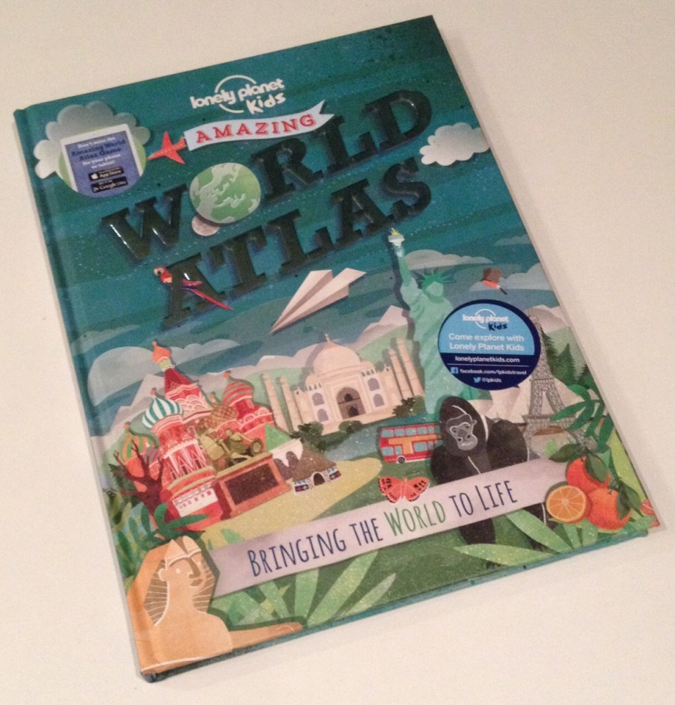 Lonely Planet Kids World Atlas