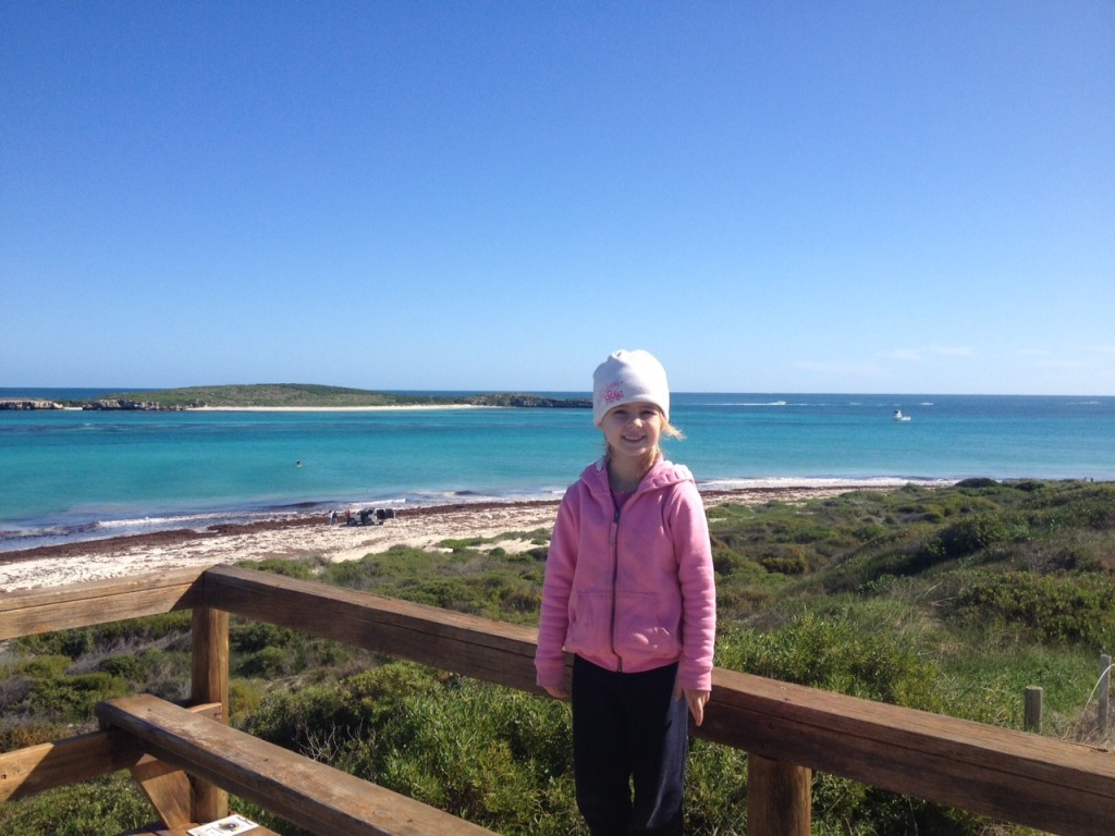Miss T in Lancelin