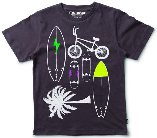 Munsterkids t-shirt