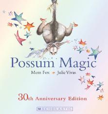 Australiana gifts - Possum Magic