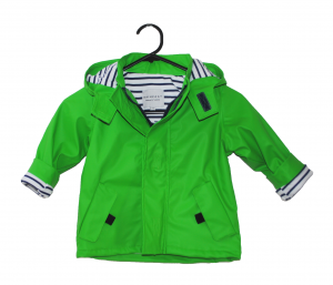 Rainkoat green