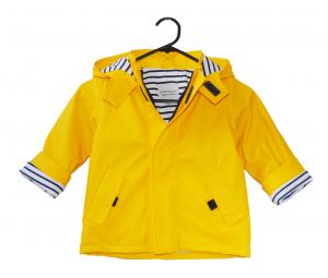 Rainkoat yellow