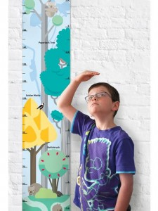 Australiana gifts - Tall Timber Height Chart image