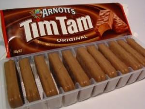 Australiana gifts - Tim Tams