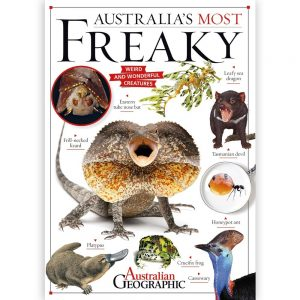 Australiana gifts - australias most freaky
