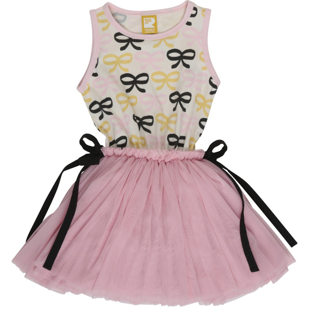 rock your kid darling bow dress