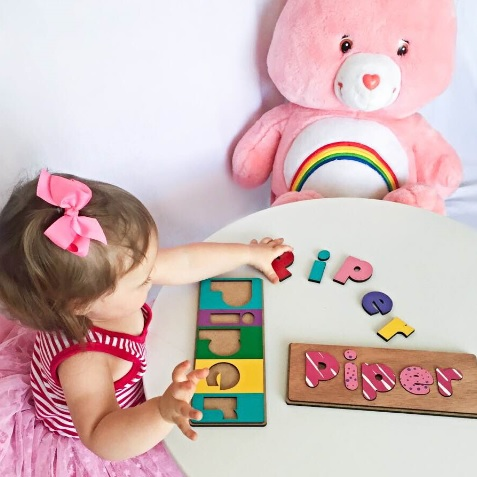 personalised puzzles