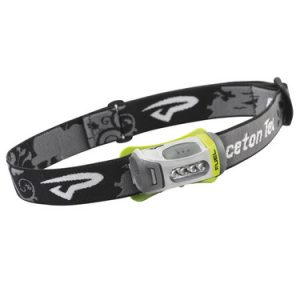 Headlamp green