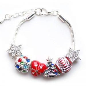 Lauren Hinkley Christmas charm bracelet 2