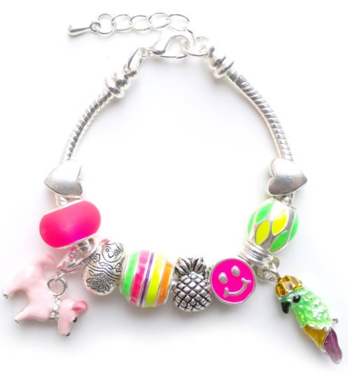 Lauren Hinkley tropical charm bracelet