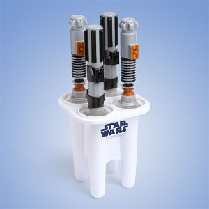icy pole lightsaber mould