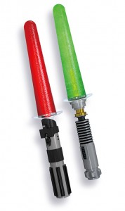 icy pole lightsabers