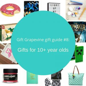 Gifts for kids aged 10 & over