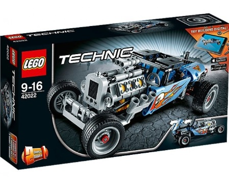 Lego technic - Christmas Gift Ideas for 10 year olds - Gift Grapevine